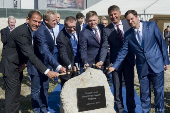 Cornerstone Tapped In for Construction of National Football